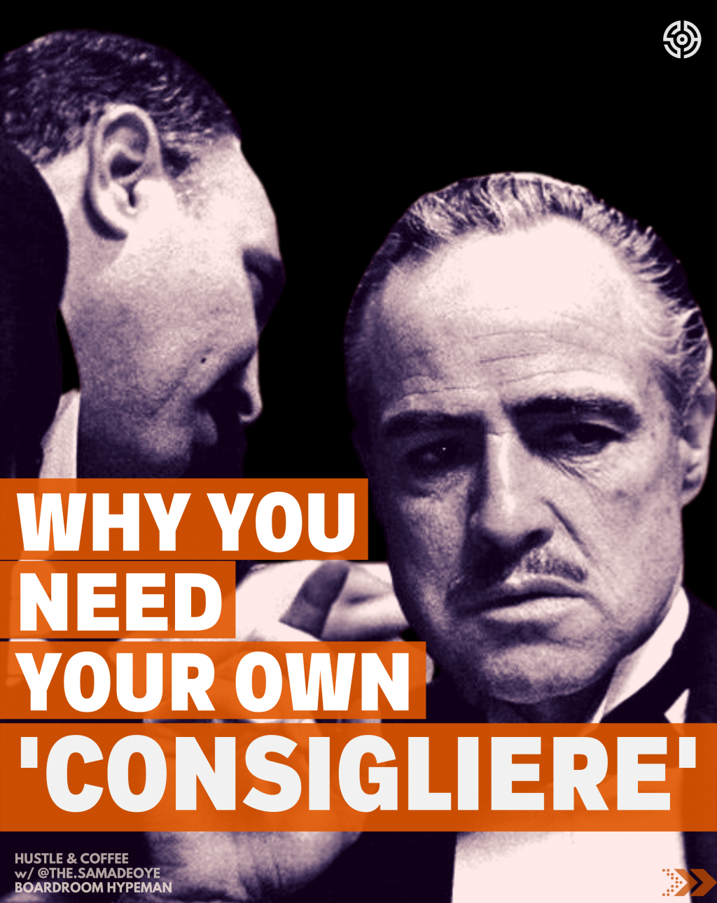 why you need your own consigliere